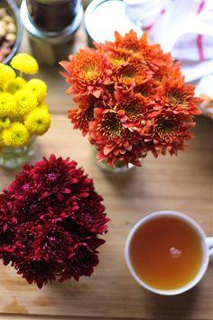 floral tea / the noisy plume / flickr