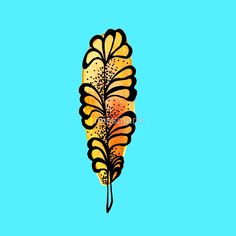 Butterfly Feather