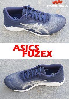 La zapatilla running ASICS FuzeX es ultraligera y ofrece al mismo tiempo protección y amortiguación. Muy duraderas.-Para pisada neutra. -Drop de 8mm. -ASICS FuzeX, fabricadas para asfalto. Para más información haz click en la foto.#zapatillas #calzado #Asics #FuzeX #running #deporte #shoes #marathonia #corredor #runner