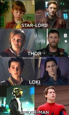 Geek Discover Star Lord (Young) Thor (Young) Loki (Young) And Peter (Young) - Marvel - Avengers Humor Marvel Jokes Funny Marvel Memes Dc Memes Marvel Dc Comics Marvel Heroes Captain Marvel Thor Jokes Marvel Kids Marvel Avengers, Avengers Humor, Marvel Jokes, Funny Marvel Memes, Marvel Films, Dc Memes, Marvel Heroes, Thor Jokes, The Avengers Assemble