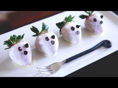 Näin valmistat suklaisia mansikkahaamuja