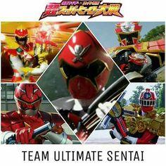 Kamen Rider x Super Sentai Chou Super Hero Taisen #supersentai #teamultimatesentai