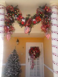 Mis decoraciones navideñas