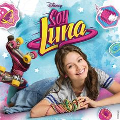 Soy Luna-on Disney Channel :-)