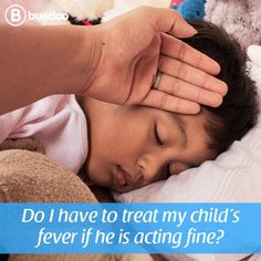 Are fever reducers always necessary with a fever? Dr. Kristie explains when it's okay to skip the meds.