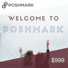 • W E L C O M E • Welcome to Poshmark! I'm Leah and I'm a Poshmark Ambassador/ Suggested User, as well as a Posh Mentor here. Whether you're here to buy, sell, or both, I'd be happy to answer any questions you may have while getting started. Just drop me a comment below! Happy Poshing! 😊 Other