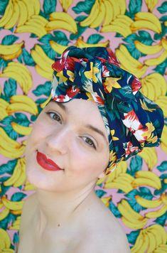 Turban Ofra  handmade by Sonja Rieser