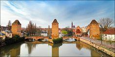 Στρασβούργο: Γαλλική ομορφιά στο Σταυροδρόμι της Ευρώπης