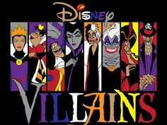 Do you ever lose it and go totally, freak-out mad when you get angry?  Well you're in good company.  Find out which Disney villain is your match when you're at your worst!  This is hilarious!!!