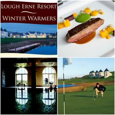 Winter Warmers - £100pp http://www.lougherneresort.com/special_offers/index.html