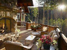 Outside living space Outdoor Rooms, Outdoor Gardens, Outdoor Living, Outdoor Furniture, Outdoor Decor, Outdoor Office, Outdoor Lounge, Home Design, Floor Design