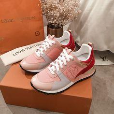 Louis Vuitton lv woman run away sneakers trainers Clem, Louis Vuitton Shoes, Running Women, Trainers, Woman, Luxury, Sneakers, Fashion, La Mode