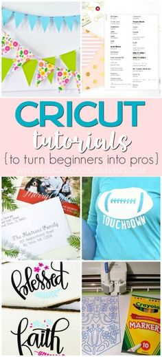 Cricut Freebies | Tutorials for Your Cricut Projects Pin to Pinterest One of the worst things I do is covet a new machine/appliance, get it, and then I let