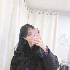 Ulzzang Girl Selca, Ulzzang Korea, Korean Ulzzang, Korean Girl, Asian Girl, Korean Aesthetic, Aesthetic Girl, Girls Life, S Girls