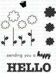 Polka Dot Parade #2 Mini Stamp Set
