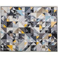 cubism quilt | Home / Patterns / Miscellaneous