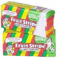Fruit Strips Gum