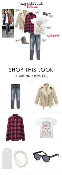 """""""style steal from the studs: HS's look for less"""" by kyliealex ❤ liked on Polyvore featuring Uniqlo, Cole Haan and ALDO"""