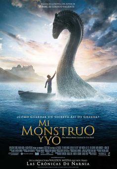 Mi monstruo y yo (póster) - 2007.