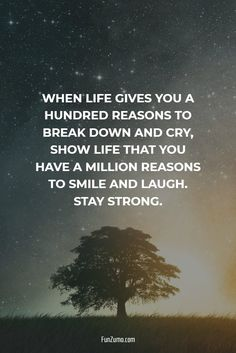 Love Quotes : When life. - About Quotes : Thoughts for the Day & Inspirational Words of Wisdom Stay Strong Quotes, Quotes To Live By, Best Quotes For Life, Quotes About Staying Strong, Bad Life Quotes, Life Happens Quotes, Keep Moving Forward Quotes, Life Quotes Family, Staying Positive