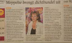 Stukje in Krant voor Meppel