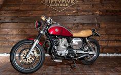 MOTO GUZZI NEVADA 750 'DHARMA' - FIFTYFIVE GARAGE - INAZUMA CAFE RACER PHOTO - FRANCESCO SEMBOLINI PHOTOGRAPHY