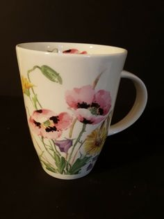 ReTrO OwLs Breakfast Cup /& Saucer Set Creative Tops tea coffee mug GIFT New Pkg