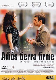 Adiós tierra firme (1999) Francia. Dir: Otar Iosseliani. Comedia. Drama. Adolescencia. Pobreza - DVD CINE 1076