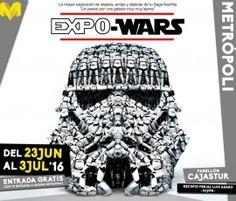 Expo Wars Metrópoli