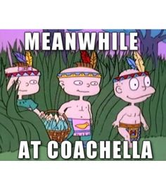 Funny pictures about Coachella In a Picture. Oh, and cool pics about Coachella In a Picture. Also, Coachella In a Picture photos. Kermit, Coachella Dress, Coachella Style, Coachella 2014, Coachella Quotes, Coachella Celebrities, Super Rich Kids, Tv, Hipster Outfits