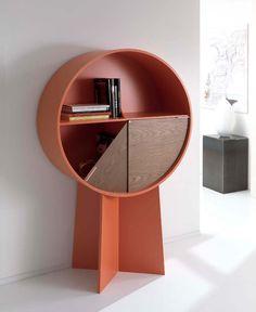 LUNA CABINETby Coedition #design Patricia Urquiola