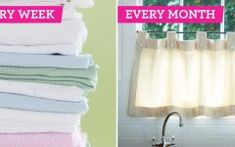 Here's a must-read article from Good Housekeeping: 10 Things You Need to Clean Every Week — And 5 Things You're Cleaning Too Much Weekly Cleaning, House Cleaning Tips, Cleaning Hacks, Housekeeping Tips, Home Organization Hacks, Tool Box, Getting Organized, Clean House, Household