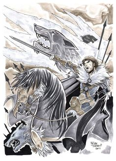 King of the North, by ~Silvenger