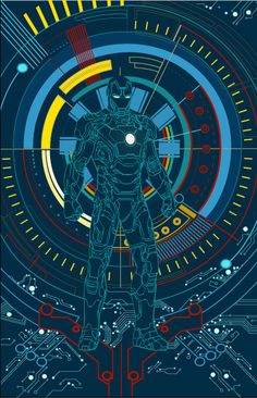 Work in progress for my Avengers series. Pretty much what i've done is combine the Arc Reactor schematics and Jarvis with Iron Mans schematics. Marvel Vs Dc Comics, Marvel Avengers Assemble, Marvel Films, Marvel Art, Marvel Heroes, Iron Man Wallpaper, Marvel Wallpaper, Iron Man Art, Avengers Series