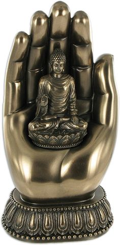 Buddha Hand Statue, I seen this at Herbies Rock Pile, in Whittier, Ca. but it's a few hundred dollars. Hoping for something less expensive. This is beautiful in person. it's actually a good size and lovely.