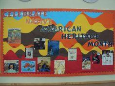 native american heritage bulletin board - Google Search