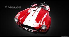 AC Shelby Cobra MK III by X-Raited.deviantart.com on @deviantART