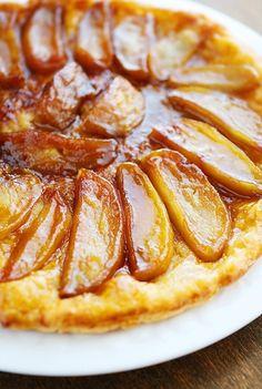 Apple Tarte Tatin | The Comfort of Cooking