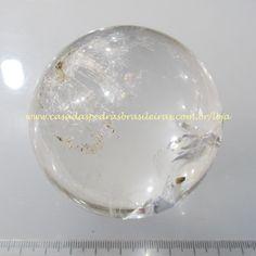 Esfera - Cristal de Quartzo - ID:2146