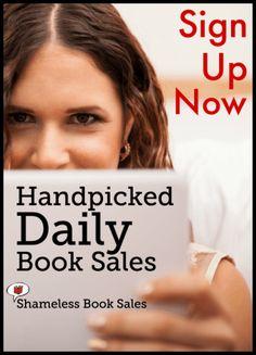 Shameless Book Sales on Pinterest