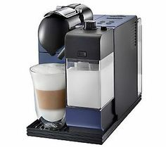 DeLonghi Nespresso Lattissima Capsule Cappuccino Machine