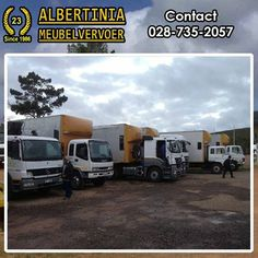 Albertinia Meubelvervoer has the right vehicle for your removal needs. No matter what you need to move or where you need to move it to, we can get there. Contact us for a free quote. Free Quotes, Recreational Vehicles, How To Remove, Storage, Purse Storage, Larger, Camper, Campers, Store