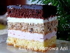 Witajcie! Dziś podrzucam Wam propozycję na ciasto świąteczne, to akurat jedyne ciasto, jakie piekłam na Boże Narodzenie. Najważniejsze, aby...