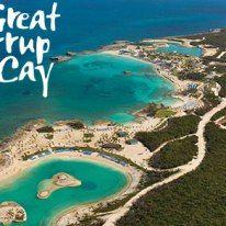 Krydstogt guide – Destinationer – Eventyrrejser - Norwegian Cruise Lines private i ved Bahamas