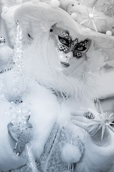 White beauty...