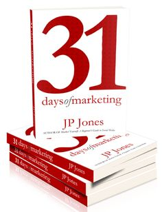 31 Days of Marketing