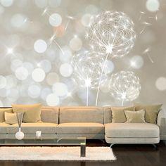 3d Wallpaper Mural, Home Wallpaper, Wallpaper Ideas, Mural Wall Art, Wall Art Decor, Tapete Beige, Floor Art, High Walls, Decoration