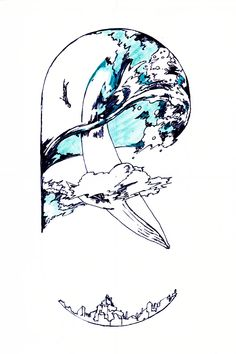 Waves, Artwork, Work Of Art, Auguste Rodin Artwork, Artworks, Ocean Waves, Illustrators, Beach Waves, Wave