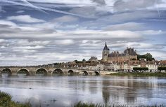 Gien, France, one of the many chateaux I have visited in the Loire Valley, France.