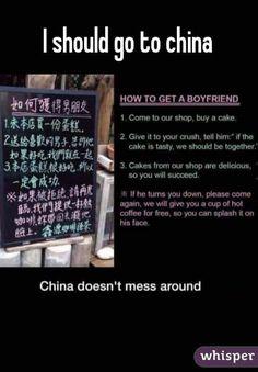 China!??